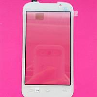 Сенсорный экран для мобильного телефона Prestigio MultiPhone 3400 Duo белый