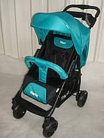 Детская прогулочная коляска TILLY Forte T-1408 GREEN
