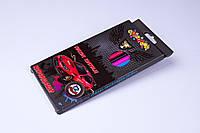 """Олівці кольорові пластикові гнучкі """"Машина"""" №7209 (12 шт), фото 1"""