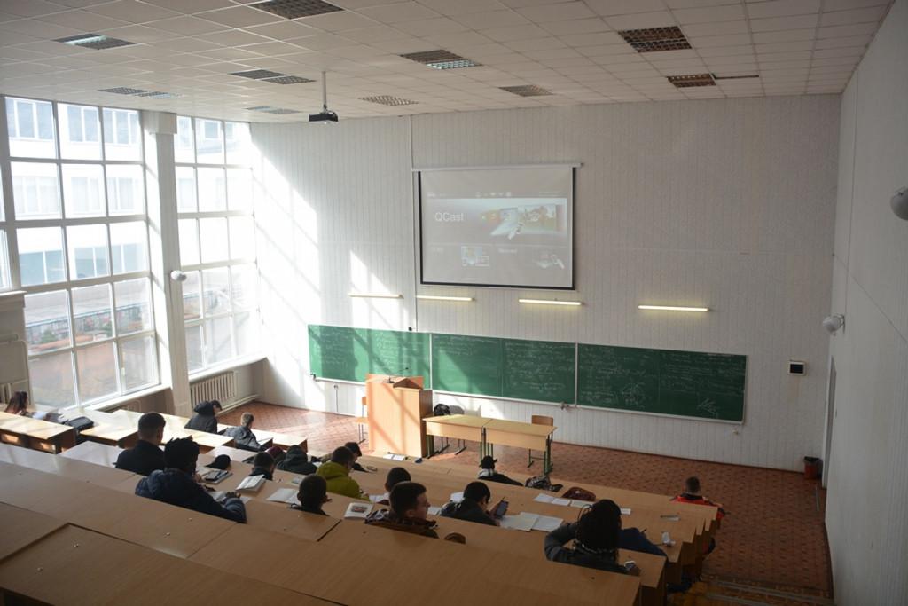 Мультимедійні технології в навчальному процесі ІФНТУНГ