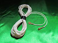 Тэн для нагрева инкубатора (силиконовый, шнуровой, тен - 5.5 метра - 70 ват))