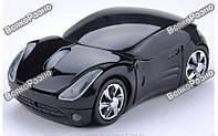 Беспроводная Компьютерная USB Мышь Машинка PORSCHE ПОРШЕ Черная