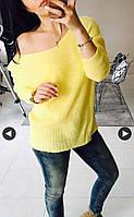 13903 Кофта желтая