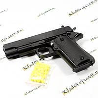 Пневматичний дитячий пістолет ZM 04 Baby Tilly, фото 1