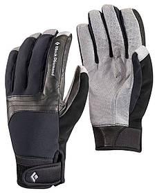Перчатки BLACK DIAMOND SOFT Arc Gloves Black