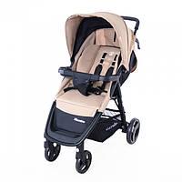 Стильная детская прогулочная коляска CARRELLO Maestro CRL-1414 BEIGE