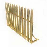 Декоративный забор, 60х40см