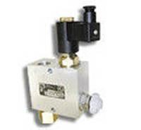 Самосвальный клапан BZVE 40-70 л/мин