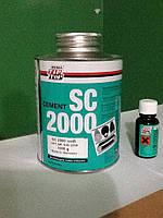Клей SC 2000 c отвердителем
