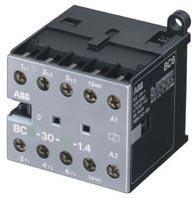 ABB B7-30-10-P Миниконтактор 12A (400В AC3) катушка 24В АС