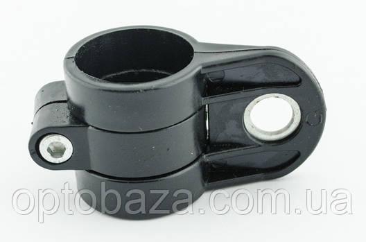 Крепление (хомут) под штангу 26 мм для ремня мотокосы 40-51 см. куб., фото 2