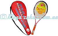 Ракетка для большого тенниса Boshika 958: чехол в комплекте