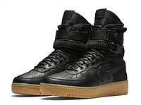 Чоловічі Кросівки Nike Special Forces Air Force 1 Black