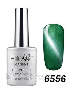 Гель лак elite99 котяче око, магнітний 12 мл ( серія 59) 6556