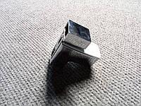 Полкодержатель 214 хром для стеклянной полки