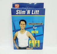 Коректирующая майка Slim-n-Lift мужская