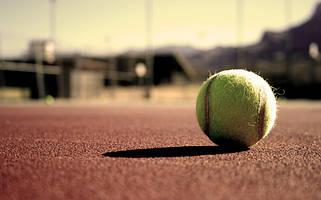 Покрытие для теннисных кортов