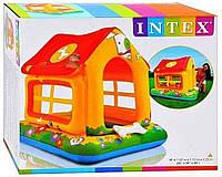 Детский надувной бассейн Intex 57429 Домик