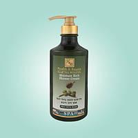 Увлажняющий крем (гель) для душа с оливковым маслом и медом (780 мл). Health & Beauty