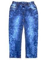 Джинсовые штаны для мальчиков Seagull оптом, размеры 98,104,110,116,128 арт. CSQ-89041