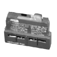 ABB HKF1-11 Блок-контакт фронтальный 1НО+1НЗ для MS116