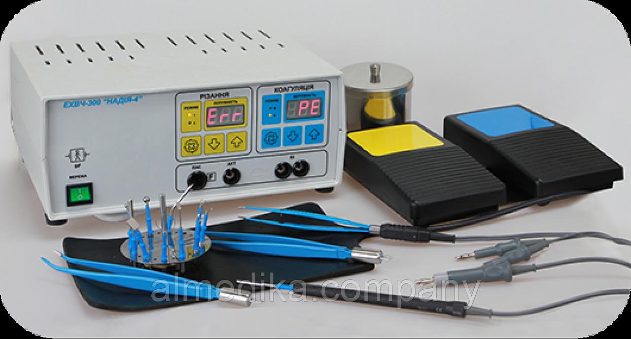 Аппарат радиоволновой электрохирургический «Надия-4» (модель 200)