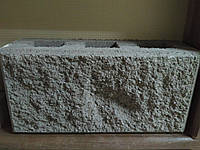 Рваный камень 39х19х12