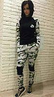 Женский подростковый спортивный костюм