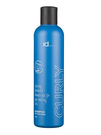 Id  HAIR Curly  Шампунь д/вьющихся волос 250 ml, фото 2