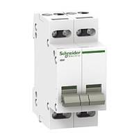 Выключатель нагрузки Acti 9 iSW, 2P, 20A Schneider Electric (Шнайдер Электрик)