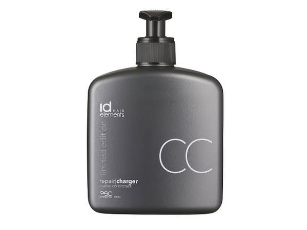 Id  HAIR Elements  TITANIUM  Кондиционер восстанавливающий д/сухих и поврежденных волос, фото 2