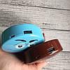 Внешний дополнительный голубой аккумулятор M&M's на 8000 мАч, фото 2