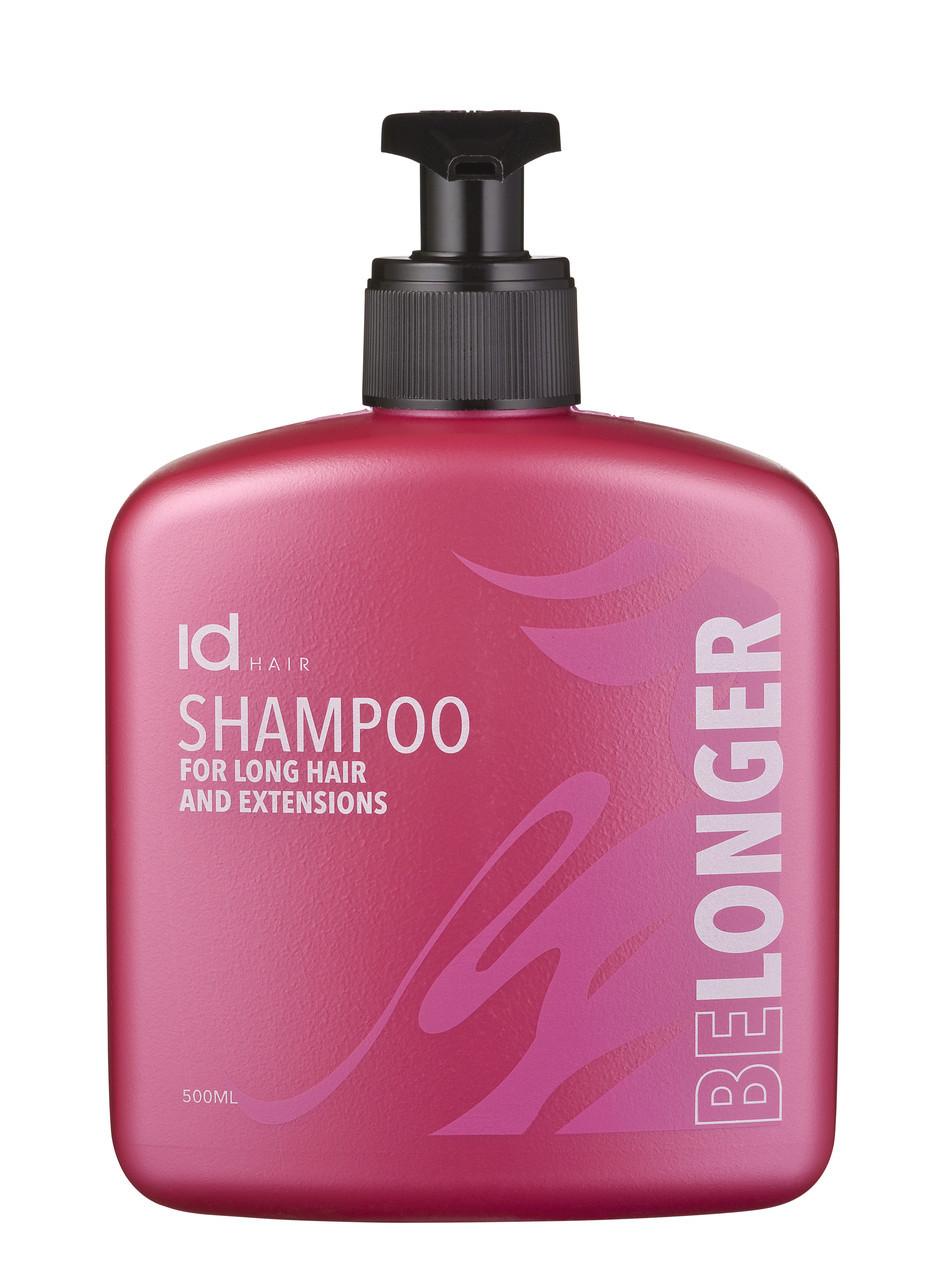 Id  HAIR Belonger   Шампунь  д/длинных волос