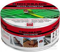 Самоклеющаяся герметизирующая лента Nicoband красный 10м*10см*1,5мм ТехноНиколь