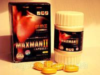 """Для мощной потенции """"MaxMan ІІ"""" (Максмен 2) Виагра"""