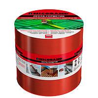 Самоклеющаяся герметизирующая лента Nicoband красный  10м*15см*1,5мм ТехноНиколь