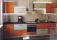 "Стандарт 3.4м кухни ""Фреш"" от Альфа-Мебели"