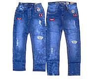Джинсовые штаны для мальчиков Seagull оптом, размеры 122, 128, 140, 146, арт. CSQ-89032