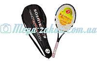 Ракетка для большого тенниса Boshika 758: чехол в комплекте