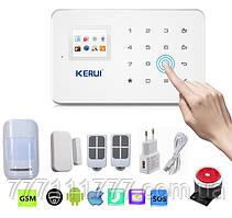 GSM сигнализация Kerui G18 для дома, офиса оригинал Гарантия!