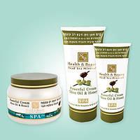 Интенсивный крем для тела на основе оливкового масла и меда (180 мл в тюбике). Health & Beauty