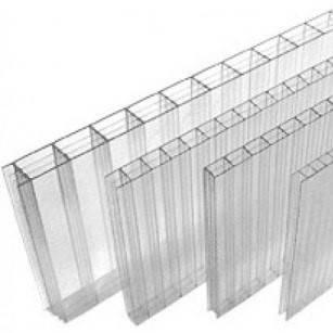 Прозрачный, тепличный  сотовый поликарбонат 4мм POLYGAL  м кв, фото 2