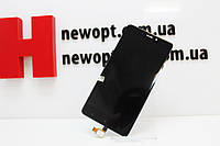 Дисплей Xiaomi Redmi Note 4 с тачскрином черный оригинал, фото 1