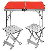 Набор мебели для пикника TE-021 AS. Стол складной и стулья