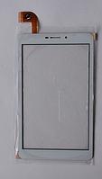 Оригинальный тачскрин / сенсор (сенсорное стекло) для Nomi C070010 Corsa (белый цвет, PB70PGJ3535, самоклейка)