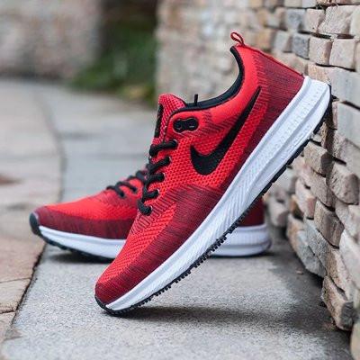 Кроссовки Nike Zoom Red Красные мужские реплика