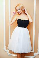 Женская фатиновая юбка