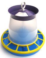 Бункерна годівниця для птиці (з клапаном)