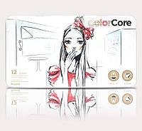 Цветные карандаши marco ColorCore в мет. коробке 12 цветов+1 графитный 3130-12TN, фото 1
