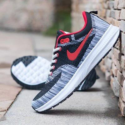 Кроссовки Nike Zoom Gray Серые мужские реплика